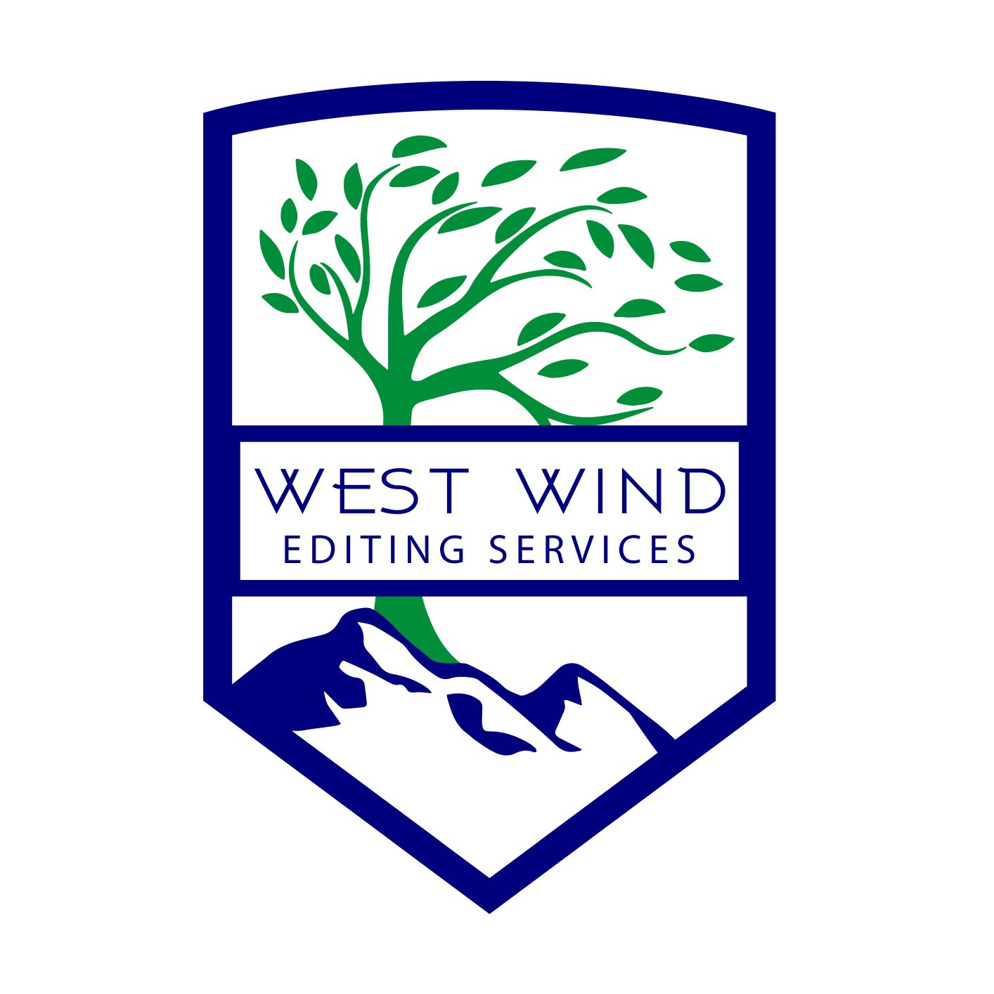 West Wind Editing Services logo