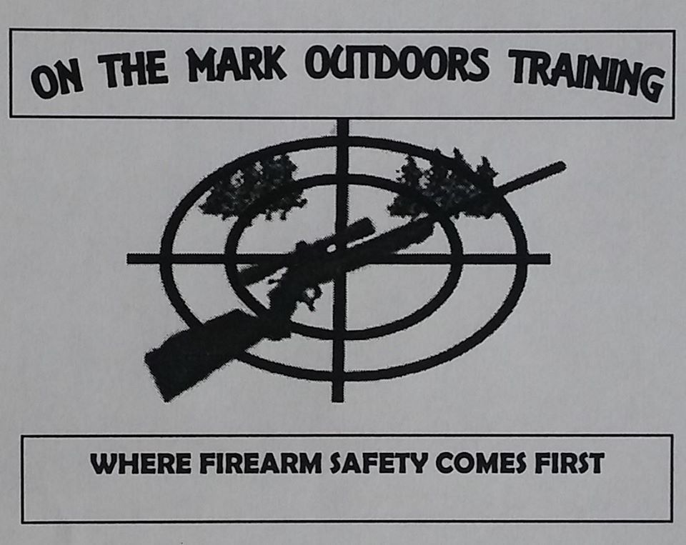 On The Mark Outdoors Training logo