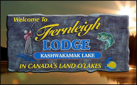 Fernleigh Lodge logo