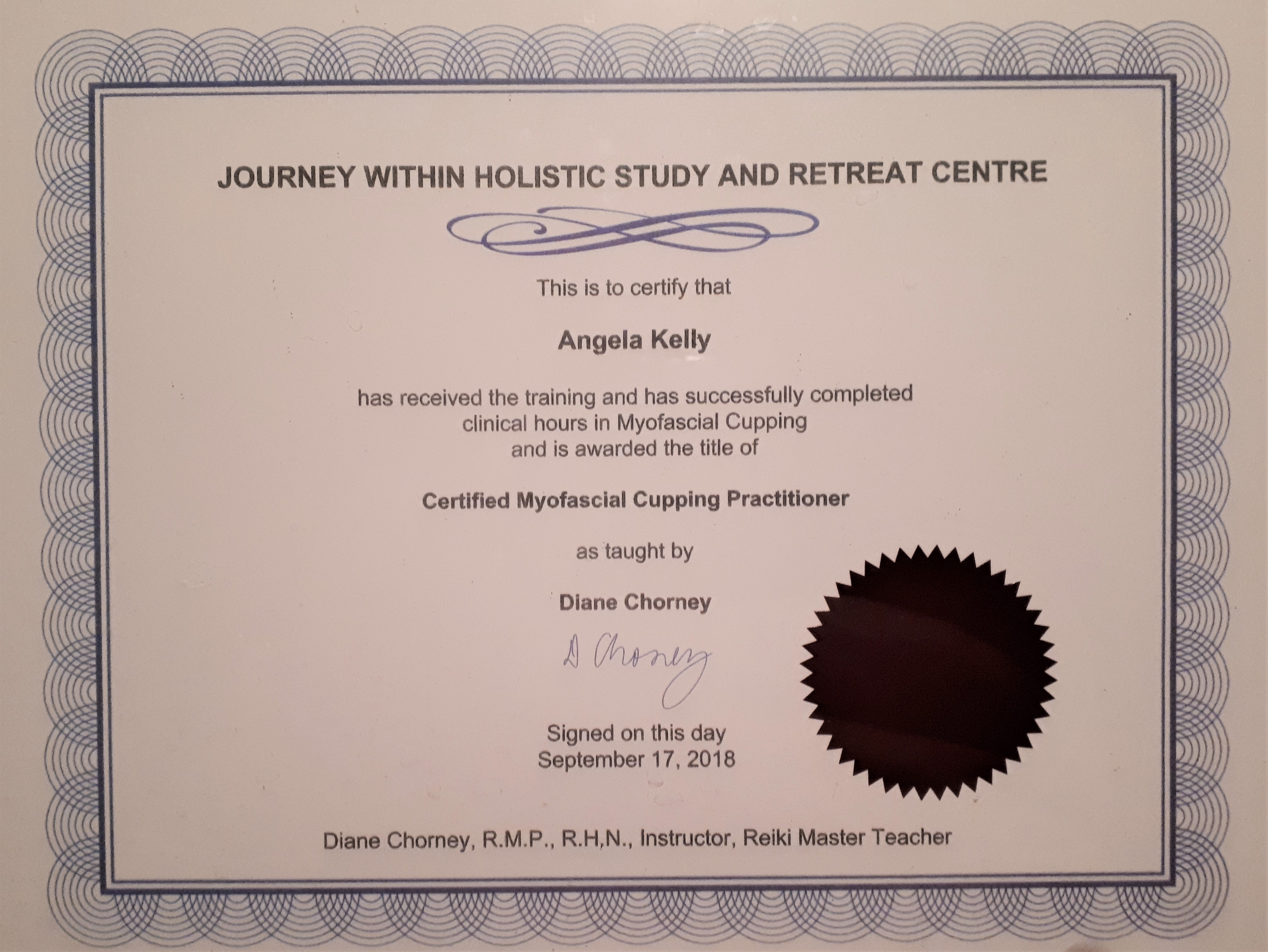 Full size lightbox of Serenity Holistic Massage & Modalities image 1